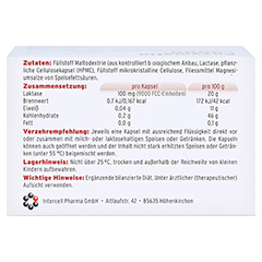 ENZYMATIN L 9000 Kapseln 90 Stück - Unterseite