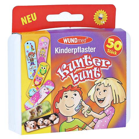 KINDERPFLASTER Kunterbunt 50 St�ck