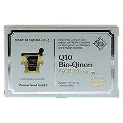 Q10 BIO Qinon Gold 100 mg Pharma Nord Kapseln 30 St�ck - Vorderseite