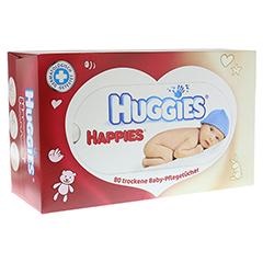 HUGGIES Happies Baby-Pflegetücher 80 Stück
