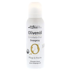OLIVENÖL Schönheits-Elixir Deospray 125 Milliliter