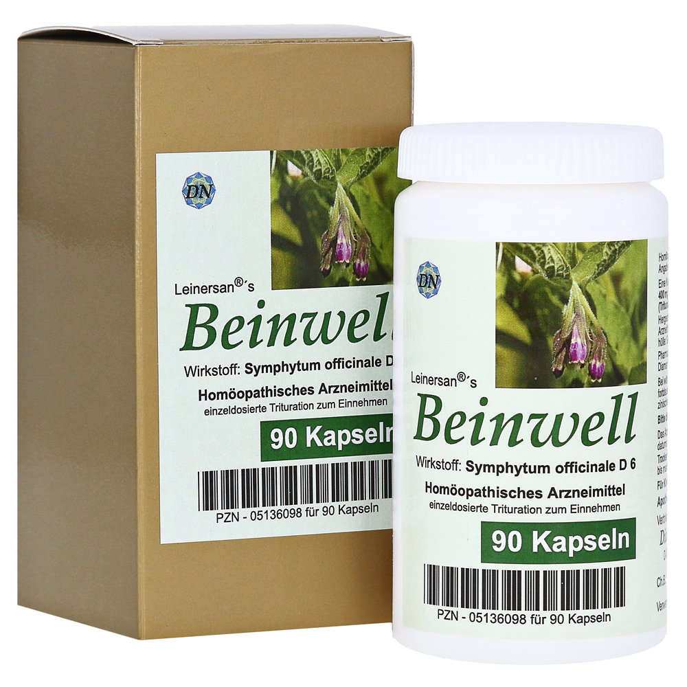 beinwell kapseln 90 st ck n1 online bestellen medpex versandapotheke. Black Bedroom Furniture Sets. Home Design Ideas