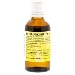 MERIDIANKOMPLEX 11 Tropfen zum Einnehmen 50 Milliliter N1