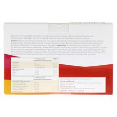 ASPECTON Immun Trinkampullen 7 Stück - Rückseite