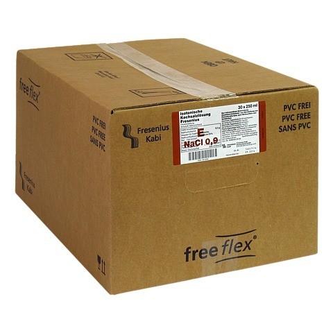 ISOTONISCHE Kochsalzlösung Fresenius freeflex 30x250 Milliliter