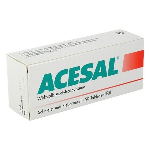 Acesal 500mg 50 Stück N3