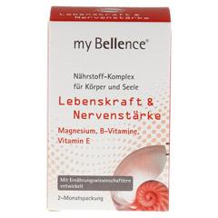 MY BELLENCE Lebenskraft&Nervenstärke Tabletten 60 Stück - Vorderseite