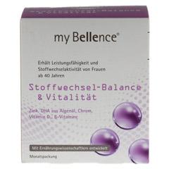 MY BELLENCE Stoffwechsel-Balance&Vitalität Kombip. 2x30 Stück - Vorderseite