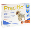 PRAC tic f.sehr kl.Hunde 2-4,5 kg Einzeldosispip. 3 St�ck
