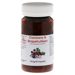 CRANBERRY 700 mg+GKE Kapseln 90 Stück