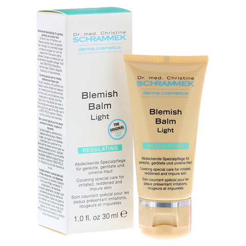 Dr. Schrammek Blemish Balm Light 30 Milliliter