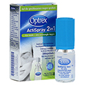 OPTREX ActiSpray 2in1 f.müde+überanstrengte Augen 10 Milliliter