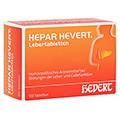 HEPAR HEVERT Lebertabletten 100 Stück N1