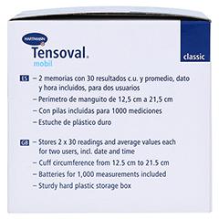TENSOVAL mobil classic Handgelenk Blutdruckuhr 1 Stück - Rechte Seite