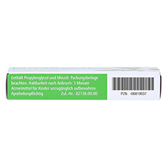 INFECTOGINGI Mundgel 6 Gramm N1 - Unterseite