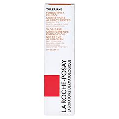 La Roche-Posay Toleriane Korrigierendes Make-up Fluid mit LSF 25 Doré Nr. 15 30 Milliliter - Rückseite