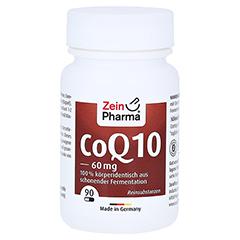 Coenzym Q10 Kapseln 60 mg 90 Stück