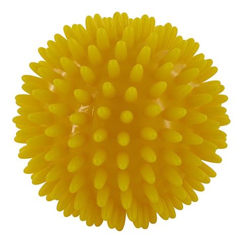 IGELBALL 8 cm gelb 1 Stück