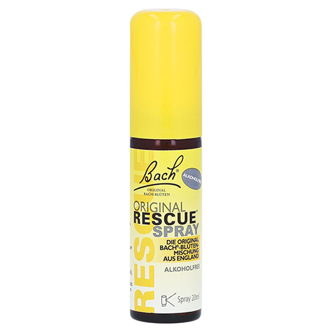 Bach Original Rescue Spray alkoholfrei 20 Milliliter
