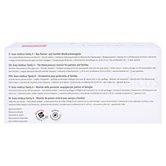 BOSO Medicus Family 4 Oberarm Blutdruckmessgerät 1 Stück - Rückseite