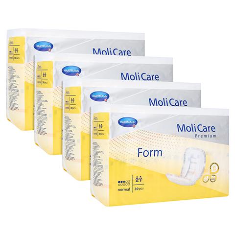 MOLICARE Premium Form normal 4x30 Stück