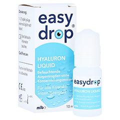 EASYDROP Hyaluron liquid Augentropfen 10 Milliliter