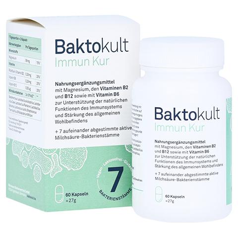 BAKTOKULT Immun Kur Kapseln 60 Stück