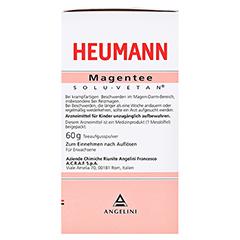 HEUMANN Magentee SOLU-VETAN 60 Gramm - Linke Seite