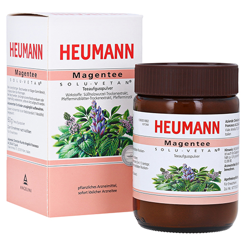HEUMANN Magentee SOLU-VETAN 60 Gramm