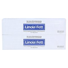 Linola Fett 2x250 Gramm N3 - Vorderseite
