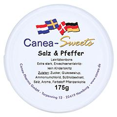 SALZ & PFEFFER Lakritz 175 Gramm - Vorderseite