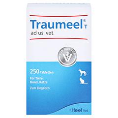 TRAUMEEL T ad us.vet.Tabletten 250 Stück - Vorderseite