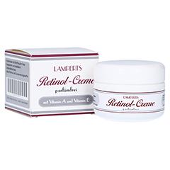 RETINOL CREME parfümfrei Lamperts 50 Milliliter