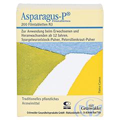 Asparagus-P 200 Stück - Vorderseite