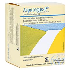 Asparagus-P 200 Stück