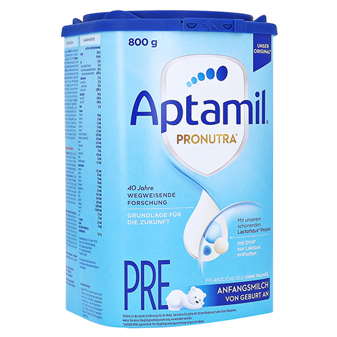 APTAMIL Pre Pulver 800 Gramm