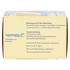 Asparagus-P 200 Stück - Rechte Seite