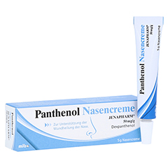 Panthenol Nasencreme JENAPHARM 5 Gramm N1