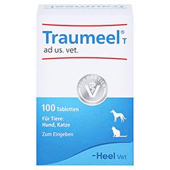 Traumeel T für Hunde/Katzen 100 Stück - Vorderseite