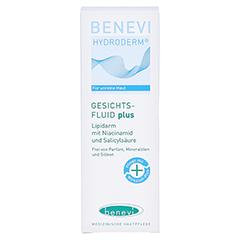 BENEVI Hydroderm Gesichts-Fluid plus 50 Milliliter - Vorderseite