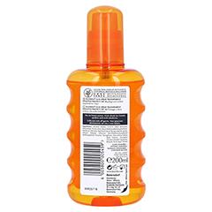 Eucerin Sun Transparent Spray LSF 50 + gratis Eucerin Sun Oil Control Body LSF50+ 200 Milliliter - Rückseite