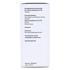 BIOCHEMIE Orthim 5 Kalium phosphoricum D 6 Tabl. 800 Stück - Linke Seite