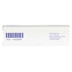 Benzaknen 10% 25 Gramm N1 - Rückseite