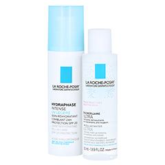 La Roche-Posay Hydraphase Intense UV Legere Leichte UV Feuchtigkeitspflege + gratis La Roche-Posay Mizellenwasser 50 Milliliter