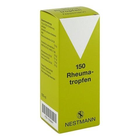 RHEUMATROPFEN Nestmann 150 100 Milliliter N2