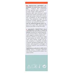 DEUMAVAN Schutzsalbe Lavendel Tube 50 Milliliter - Linke Seite