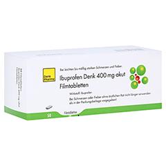 Ibuprofen Denk 400mg akut 50 Stück N3