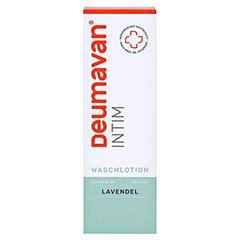 Deumavan Waschlotion Sensitiv 200 Milliliter - Vorderseite