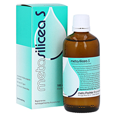 METASILICEA S Mischung 100 Milliliter N2