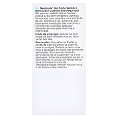 Neostrata Gel Plus Salicylic 100 Milliliter - Linke Seite